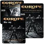 EUROPE - Live At Sweden Rock 30th Anniversary Show (DVD)