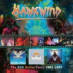 HAWKWIND - The RCA Active Years 1981- 1982 (3 CD)