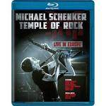SCHENKER MICHAEL - Temple Of Rock – Live In Europe (Blu-Ray)