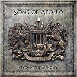 SONS OF APOLLO - Psychotic Symphony (2 CD Media Book)