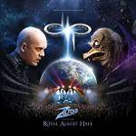 TOWNSEND DEVIN - Ziltoid Live At The Royal Albert Hall (3 CD / 2 DVD / Blu-Ray Artbook Edition)