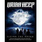 URIAH HEEP - Living The Dream (Limited Box Edition - 2CD + DVD + T-Shirt Large)