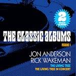 ANDERSON JON & WAKEMAN RICK - The Living Tree / The Living Tree In Concert (2 CD)