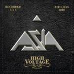 ASIA - Live - High Voltage 2010 (2 CD)
