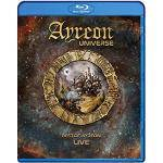 AYREON - Ayreon Universe (Blu-Ray Disc Digipack with gold foil cover)