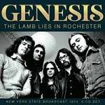 GENESIS - The Lamb Lies Down In Rochester (2 CD)