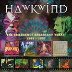 HAWKWIND - The Emergency Broadcast Years 1994-1997: Remastered Boxset (5 CD)