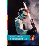 GABRIEL PETER - Secret World Live (DVD)