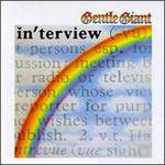GENTLE GIANT - In'terview (CD+DVD)