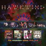 HAWKWIND - The Charisma Years 1976 1979 (4 CD Box Set)