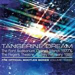 TANGERINE DREAM - The Official Bootleg Series Volume 3 (4 CD Remastered Clamshell Boxset)
