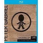 GABRIEL PETER - Growing Up Live & Unwrapped (Blu-ray + DVD)