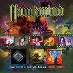 HAWKWIND - The GWR Years - 1988-1991 (3 CD Clamshell Boxset)