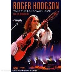 HODGSON ROGER - Take The Long Way Home (DVD)