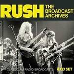RUSH - The Broadcast Archives (4 CD)