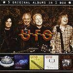 UFO - 5 Original Albums (5 CD Box)