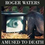 WATERS ROGER - Amused to Death (CD+Blu-ray)