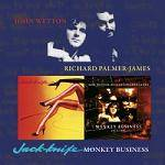 WETTON JOHN - Jack-Knife / Monkey Business (2 CD)
