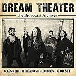DREAM THEATER - The Broadcast Archives (6 CD)