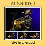 REED ALAN - Live in Liverpool EP