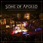SONS OF APOLLO - Live With The Plovdiv Psychotic Symphony (3CD+DVD Digipak)