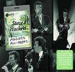 HACKETT STEVE - Access All Areas (CD+DVD)