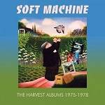 SOFT MACHINE - The Harvest Albums 1975-1978 (3 CD Remastered Boxset)