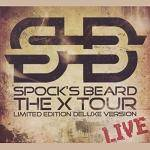 SPOCKS BEARD - The X Tour Live (2 CD + DVD)