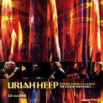 URIAH HEEP - Future Echoes Of The Past - The Legend Continues (2CD + DVD)