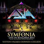 ASIA - Symfonia - Live in Bulgaria 2013 (2CD/DVD)