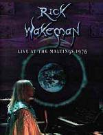 WAKEMAN RICK - Live At The Maltings 1976 (CD+DVD)