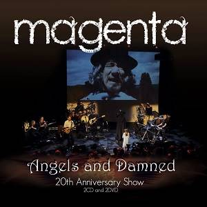 MAGENTA - Angels And Damned (2 DVD + 2 CD)