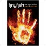 TINYFISH - One Night On Fire (DVD + CD)