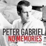 GABRIEL PETER - No Memories