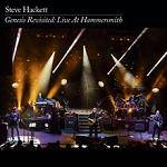 HACKETT STEVE - Genesis Revisited - Live At Hammersmith (3 CD+2 DVD)