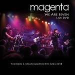 MAGENTA - We Are Seven Live (2 DVD)
