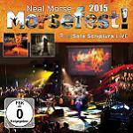 MORSE NEAL - Morsefest 2015 - Sola Scriptura And ? Live (4 CD + 2 DVD)