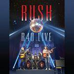 RUSH - R40 Live (3CD+Blu-ray)