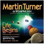 TURNER MARTIN - Life Begins (2CD + DVD)