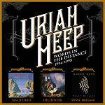 URIAH HEEP - Words In The Distance 1994 - 1998 (3 CD)