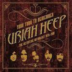 URIAH HEEP - Your Turn To Remember: The Definitive Anthology 1970 – 1990 (2 CD)